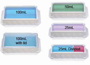 12 CHANNEL REAGENT RESERVOIR STERILE INDIVIDUALLY WRAPPED